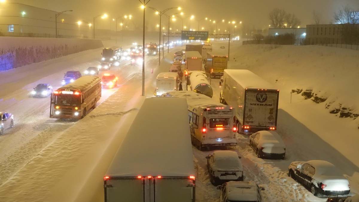 Quebec winter storm 'shambles' prompts government investigation