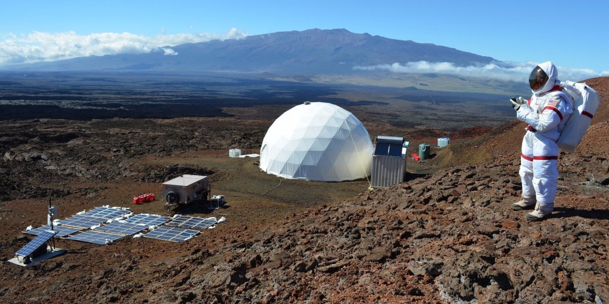 NASA's Mars research crew emerges after 8 months of isolation in Hawaii
