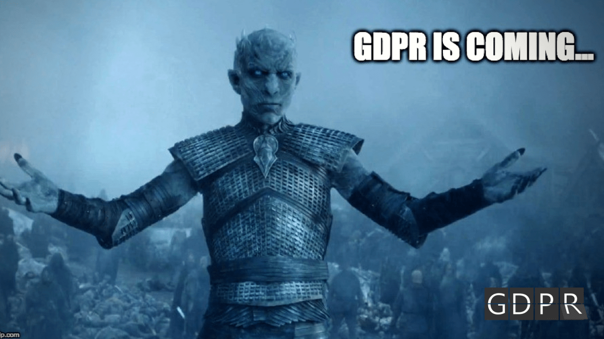 Organisations are preparing for GDPR and Twitter users are having a field day