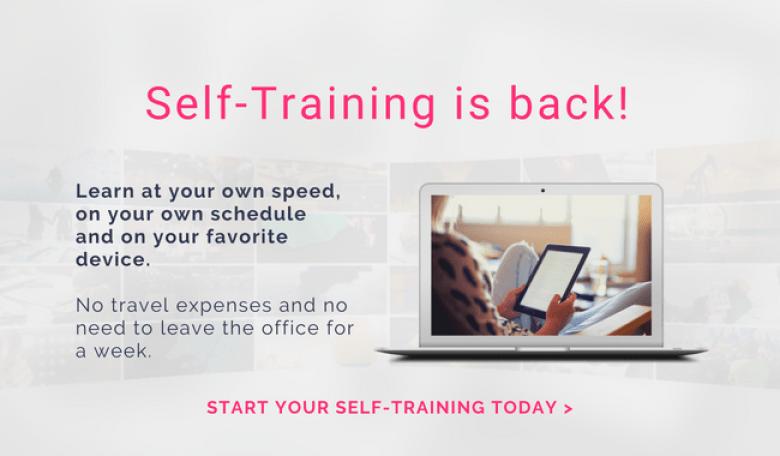 Self-training is back - header