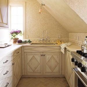 Küçük Mutfak Tasarımları (13)