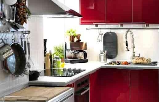 Küçük Mutfak Tasarımları (25)