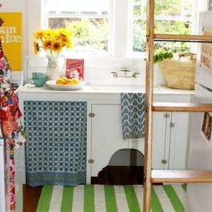 Küçük Mutfak Tasarımları (27)