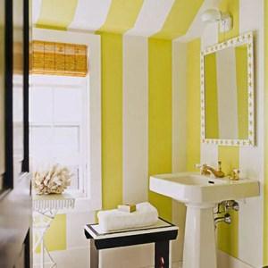 Parlak Ve Renkli Banyo Tasarım Fikirleri (1)