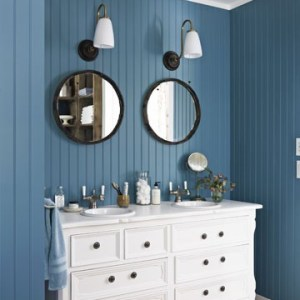 Parlak Ve Renkli Banyo Tasarım Fikirleri (10)