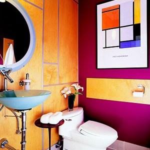 Parlak Ve Renkli Banyo Tasarım Fikirleri (11)