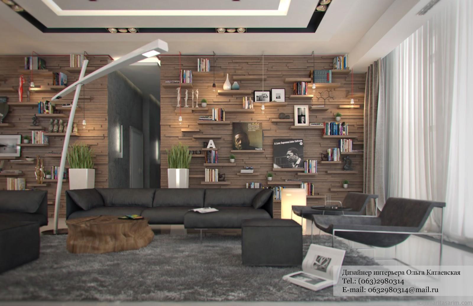 Ev dekorasyon 2013 2 mimari tasar m - Home dizen ...