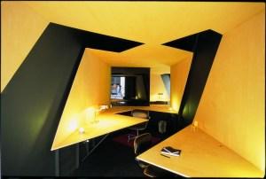 stüdyo iç mekan tasarımı