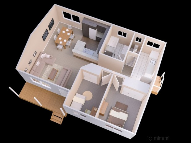 2-YATAK-ODALI-3D-MAX-DAİRE-KAT-PLANLARI (19)