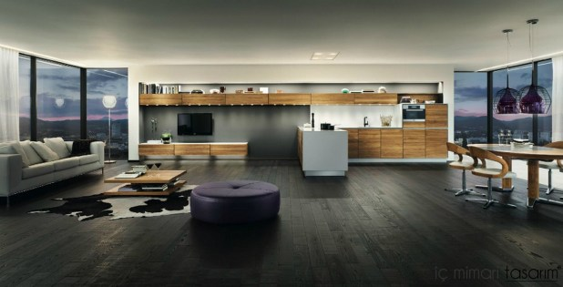 Open-plan-apartment-design