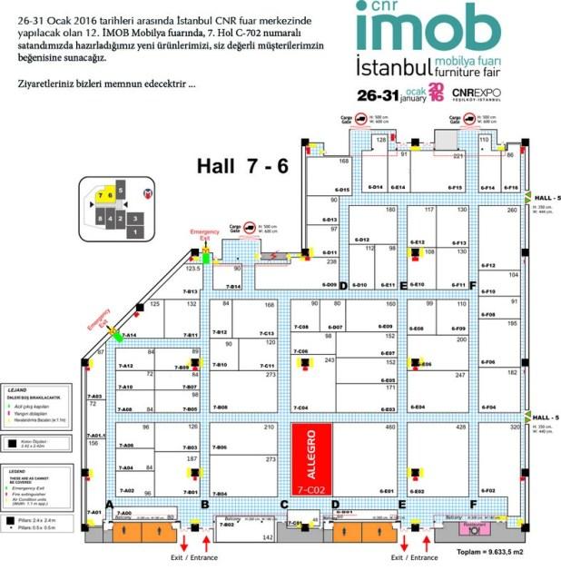 CNR IMOB - 2016 HALL