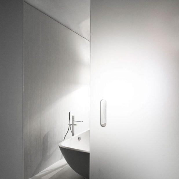 İtalyan Stili Beyaz Moder Ev Tasarımıları (2)