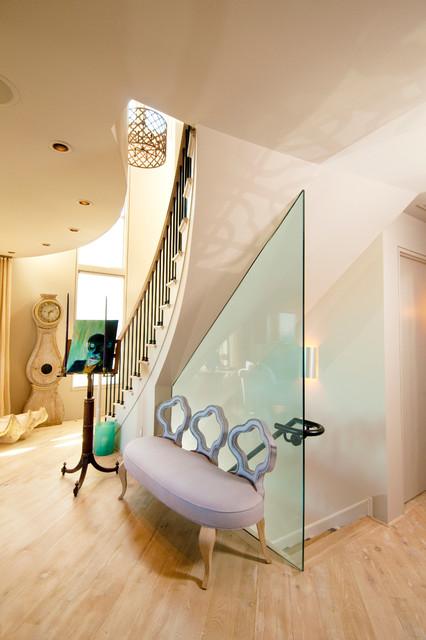 Merdivenleri Canlandıran Sıradışı Eklektik Tasarımlar (14)
