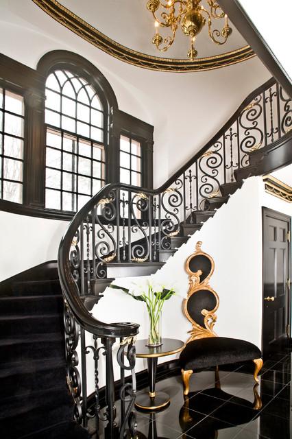 Merdivenleri Canlandıran Sıradışı Eklektik Tasarımlar (16)