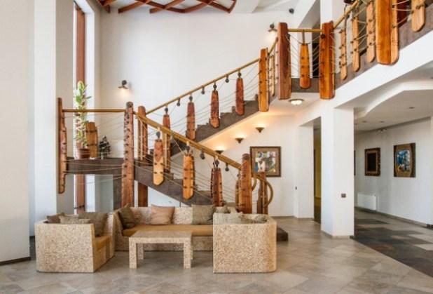 Merdivenleri Canlandıran Sıradışı Eklektik Tasarımlar (5)