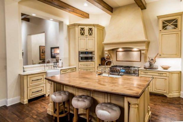 İlham Veren 15 Rustik Mutfak Tasarımları (14)