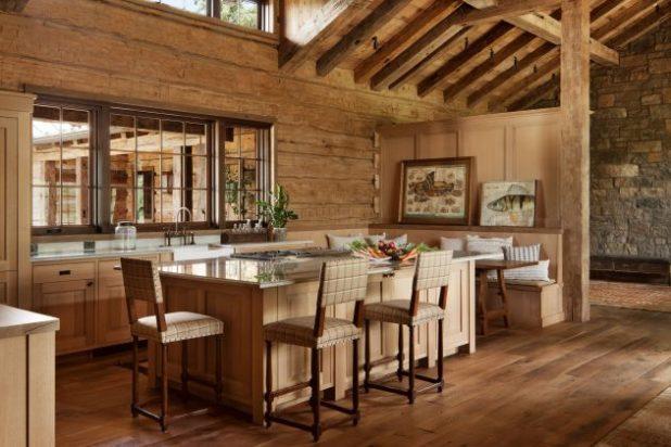 İlham Veren 15 Rustik Mutfak Tasarımları (3)