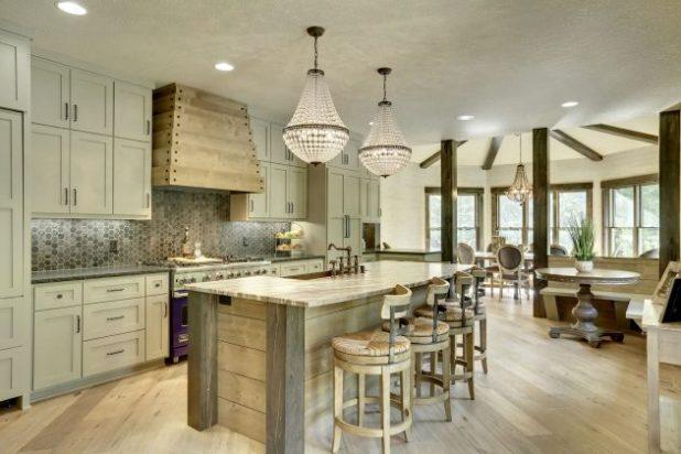 İlham Veren 15 Rustik Mutfak Tasarımları (5)