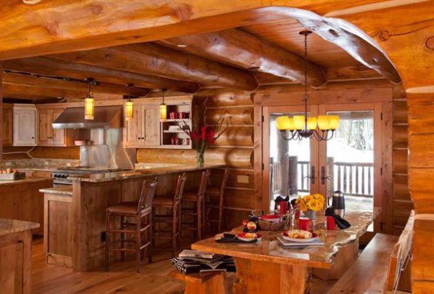 İlham Veren 15 Rustik Mutfak Tasarımları (6)