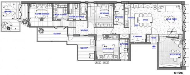 Eski Bir Evin Yenilenme Projesi (12)