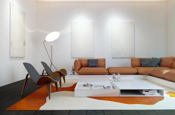 sicak-renk-vurgulu-cool-ev-tasarimlari-19