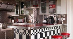 Retro Mutfak Tasarımları