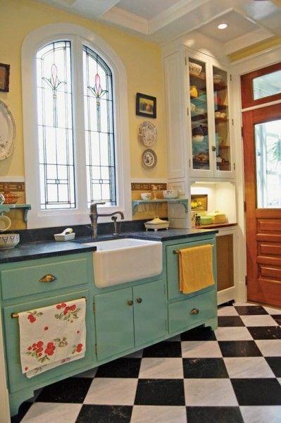 retro-mutfaklar
