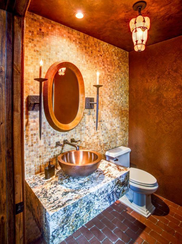 bakir-renkli-banyo-dekorasyonlari