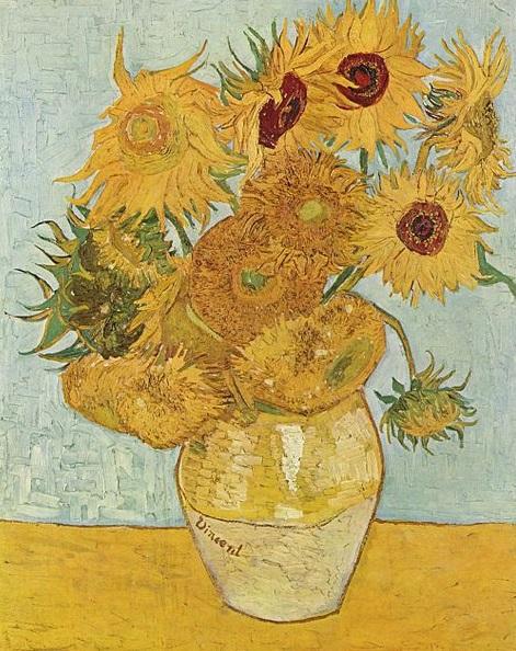 Vincent Van Gogh'un