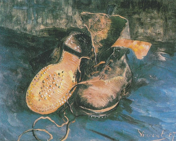 Vincent Van Gogh'un Ayakkabılar Serisi (1/4)