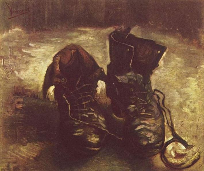 Vincent Van Gogh'un Ayakkabılar Serisi (2/4)
