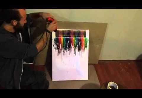 pastel-boya-eriterek-tablo-nasil-yapilir