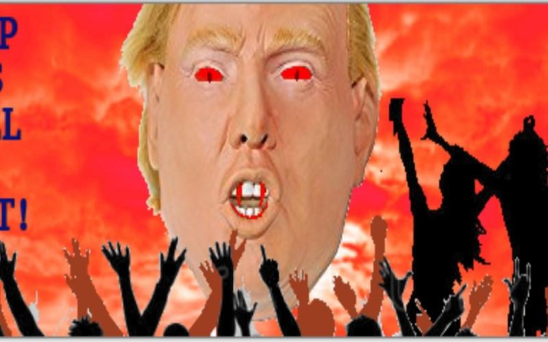 Resist Trump Halloween Costumes and Stuff