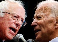 Bernie Sanders & Joe Biden