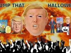 Resist Donald Trump Halloween Costumes