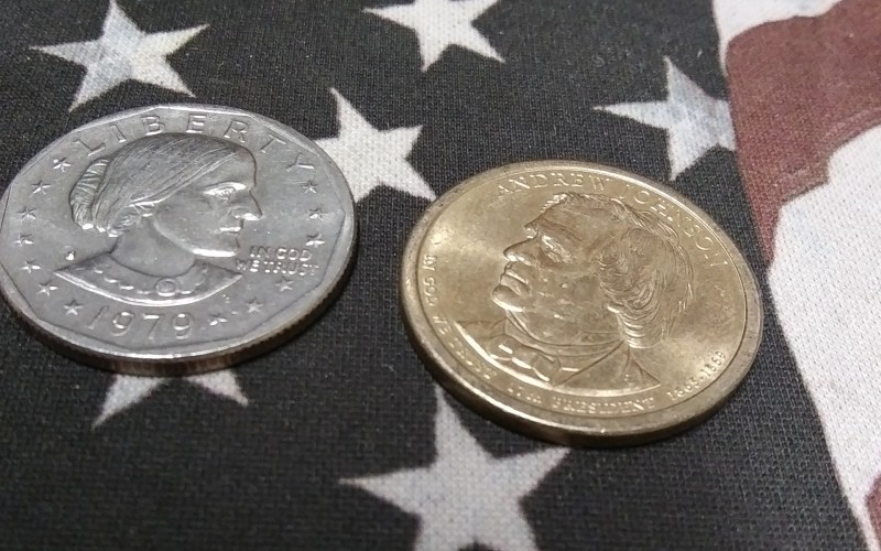 Chip in 2 dollar important small donors