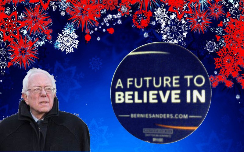 true Bernie Sanders for President 2020