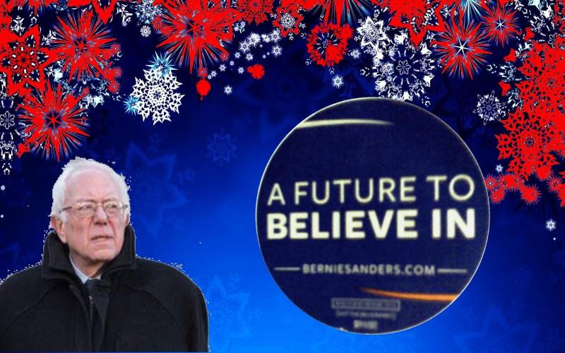 true Bernie Sanders for President 2020