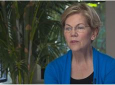 Elizabeth Warren Campaign Holiday Season Activism