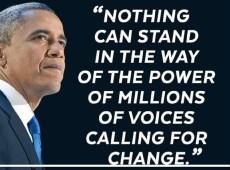 President Barack Obama's Call To Flip The Senate