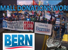 Bernie Has Proved That Small Donations Work