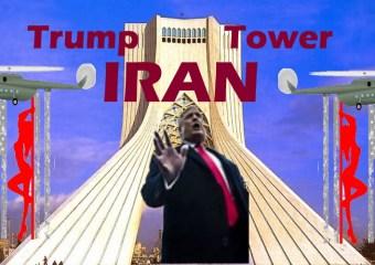 Trump's action in Iran -in his dreams