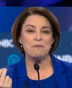 Amy was savy and sassy at The Las Vegas Democratic Debate 2020 - How Did NBC Do Her?