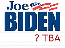 Joe Will Decide On His VP Pick Soon & Wants Your Opinion