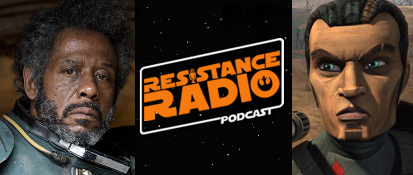 Episode #18: Did You See Him? No, I Saw Gerrera