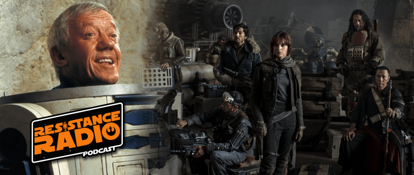 Resistance Radio #26: That Droid
