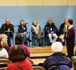 Bainbridge Island post-screening panel