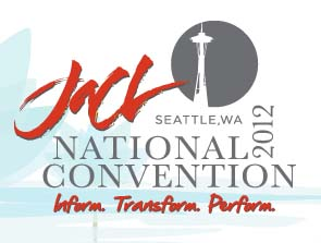 JACL convention logo
