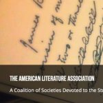 American Literature Association logo