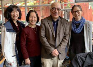 Valerie Matsumoto, Karen Umemoto, Frank Abe, Kelly Fong